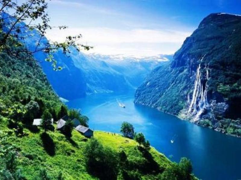 Tour Magia dei Fiordi