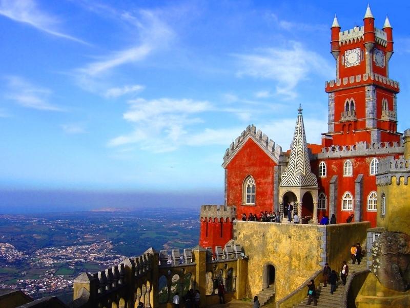 Portogallo con Santiago