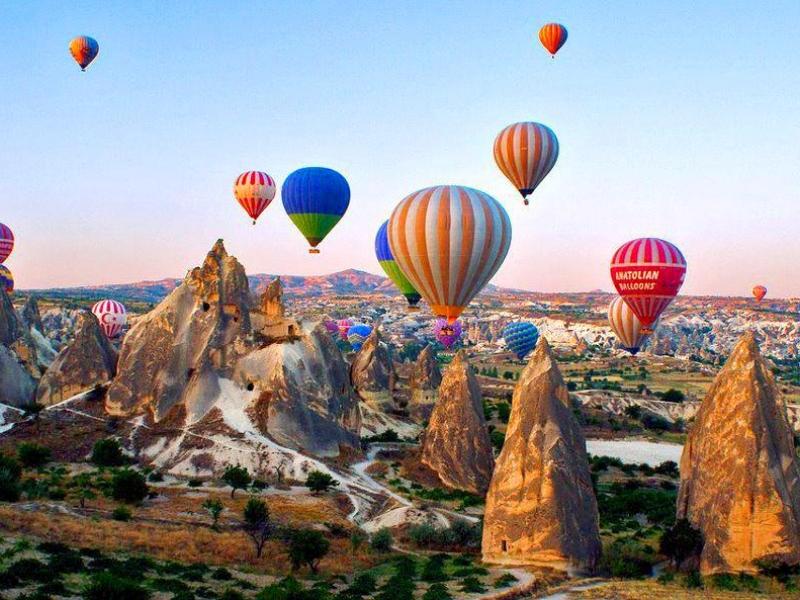 Tour Turchia Meravigliosa