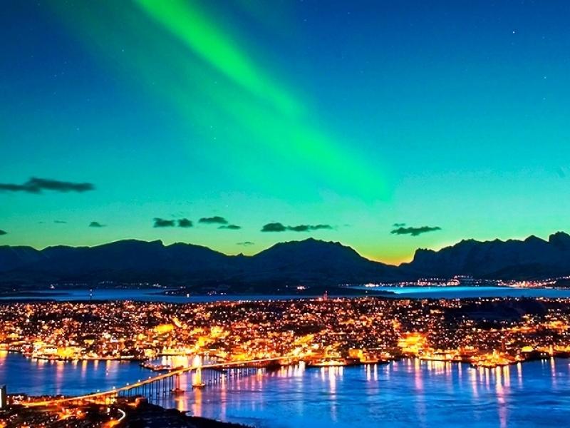 Aurora Boreale: avvventura fra