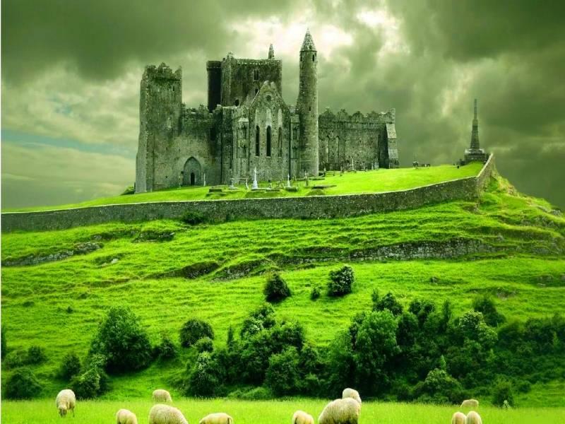 Ovest Irlanda