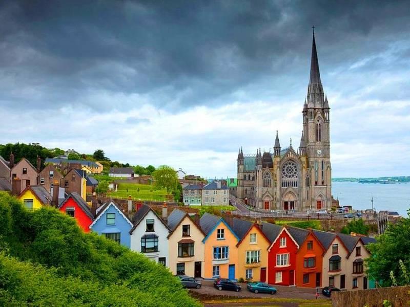 Grantour d'Irlanda