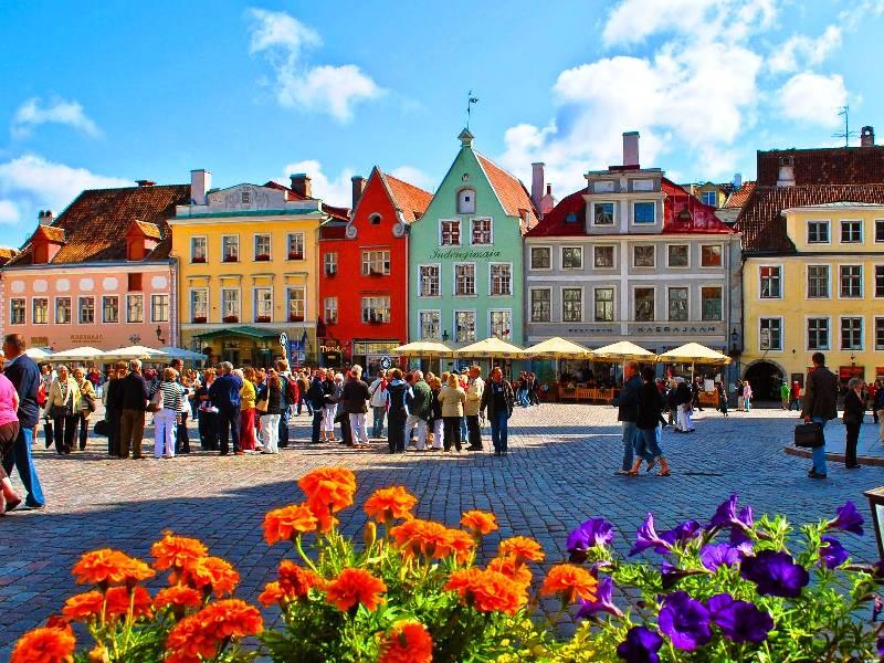 Incanto dei Paesi Baltici