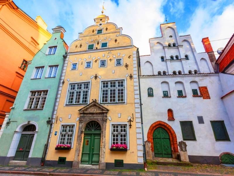 Paesi Baltici e San Pietroburgo