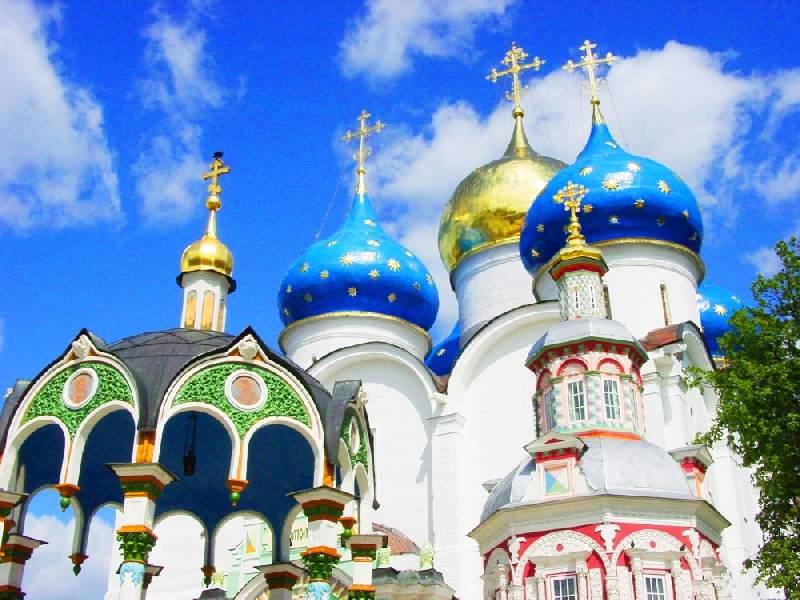 Tour Mosca ed Anello d'Oro