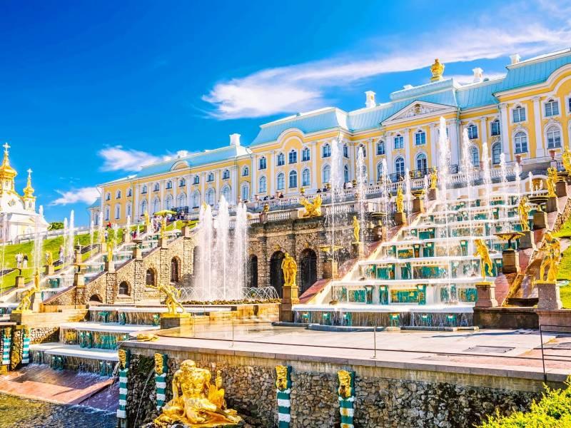 Tour Classico Capitali Russe