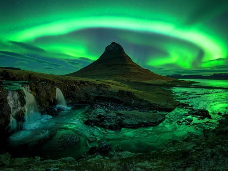 Aurora Boreale in Islanda  Partenze Inverno 2016 - 2017