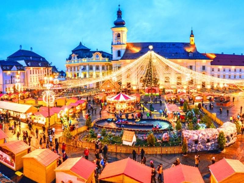 Mercatini di Natale in Romania