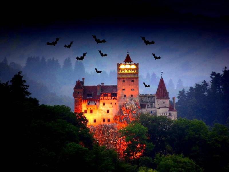 Halloween in Transilvania 🎃 28 - 31 Ottobre 2016