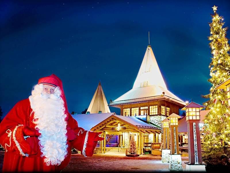 A Casa di Babbo Natale ! Partenza 8 Dicembre 2016