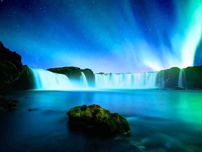 Islanda fra ghiacci e vulcani
