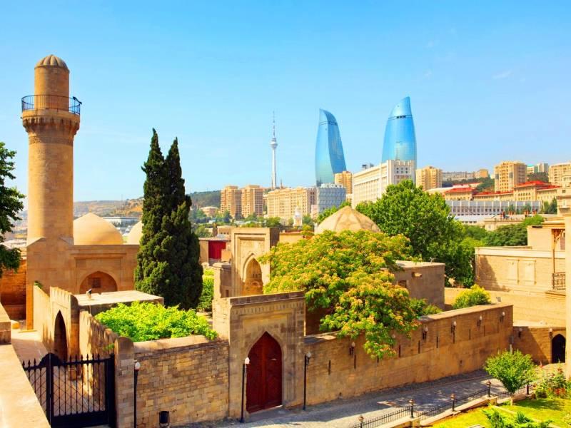 Tour Georgia e Azerbaijan