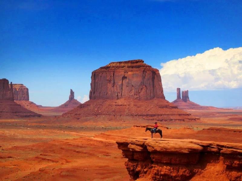 Tour Canyons e Cowboys