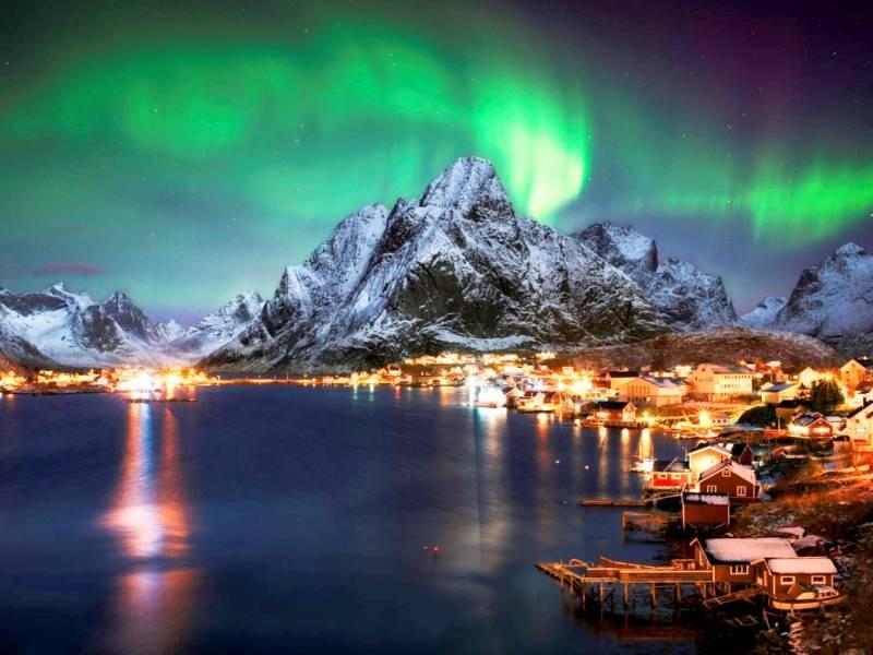 Le Luci dell'Artico