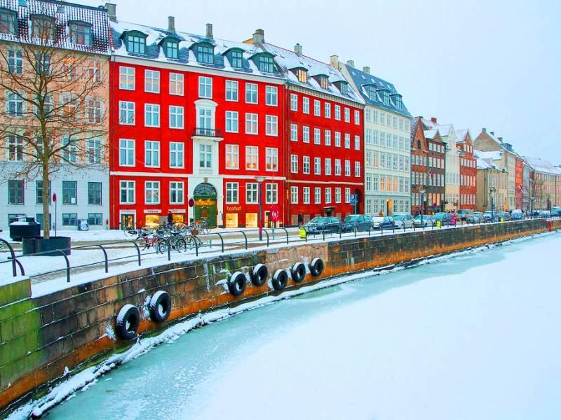 Danimarca e Norvegia