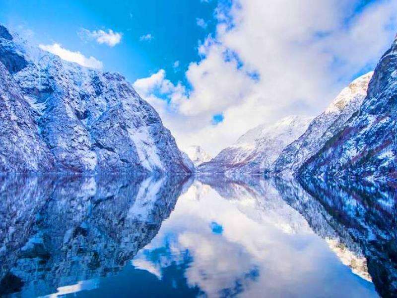 Fiordi d'Inverno