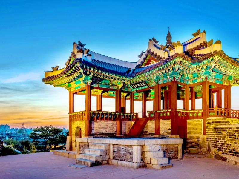 Tour Classico Corea del Sud