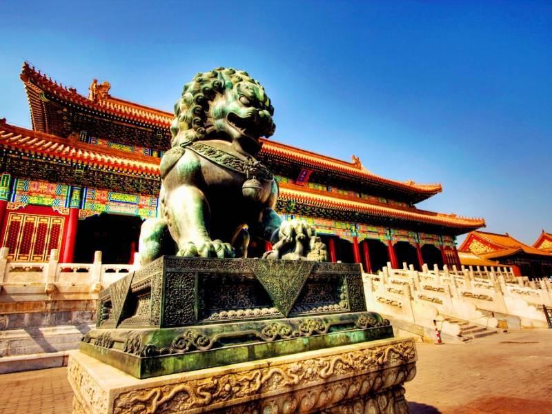 Tour Cina Classica