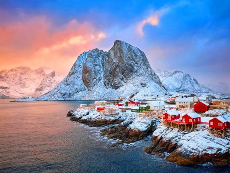 Minitour Isole Lofoten