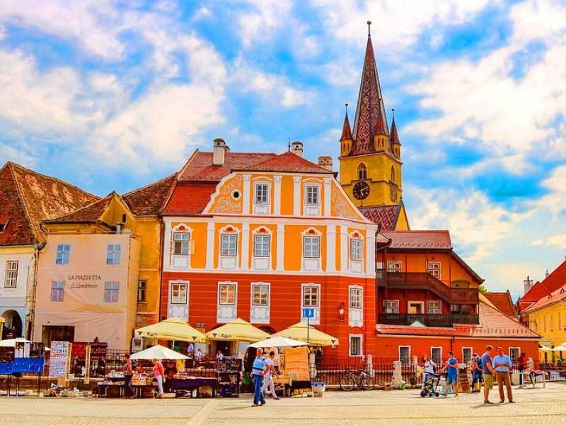 Romania Meravigliosa