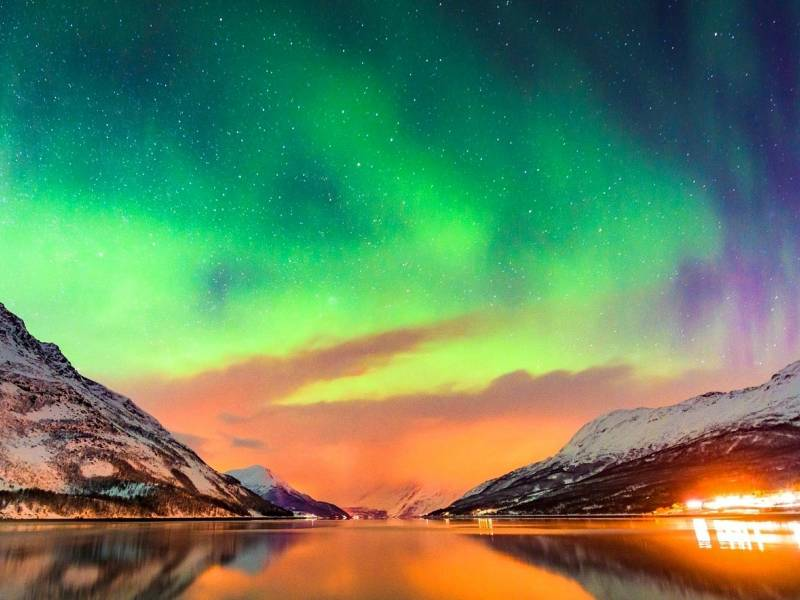 Inseguendo l'Aurora