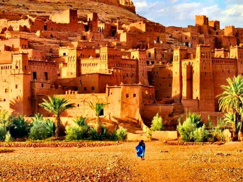 Marrakech e Sud del Marocco