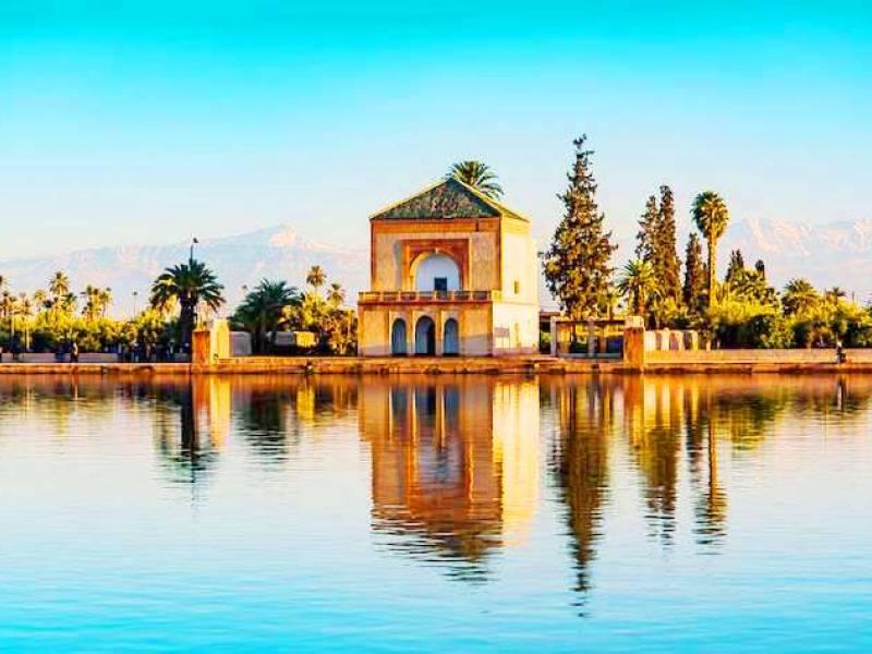 Città Imperiali da Marrakech
