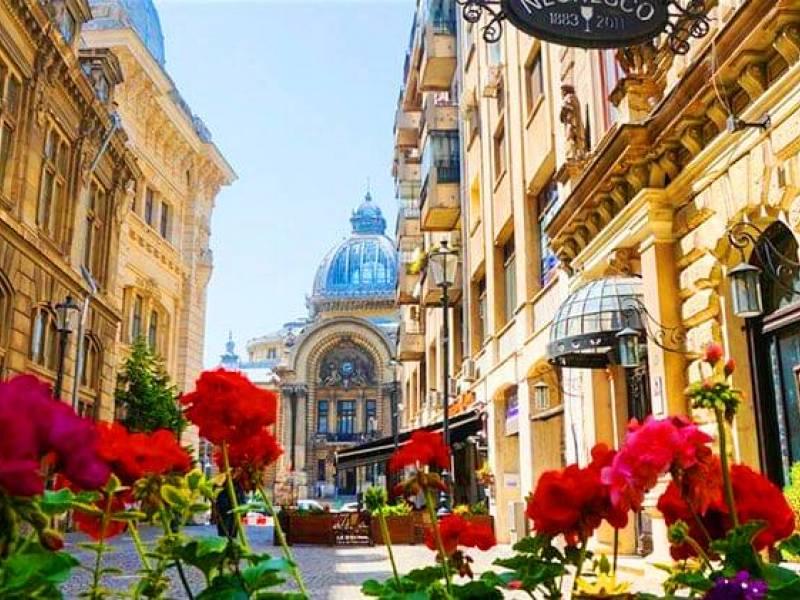 Weekend in Romania