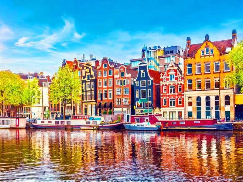Minitour di Amsterdam