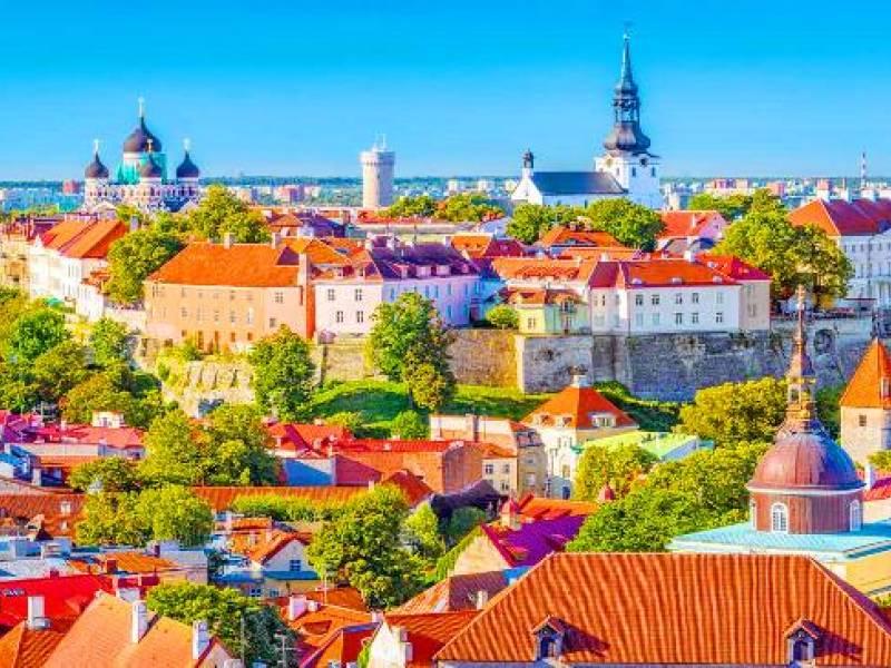Grantour dei Paesi Baltici