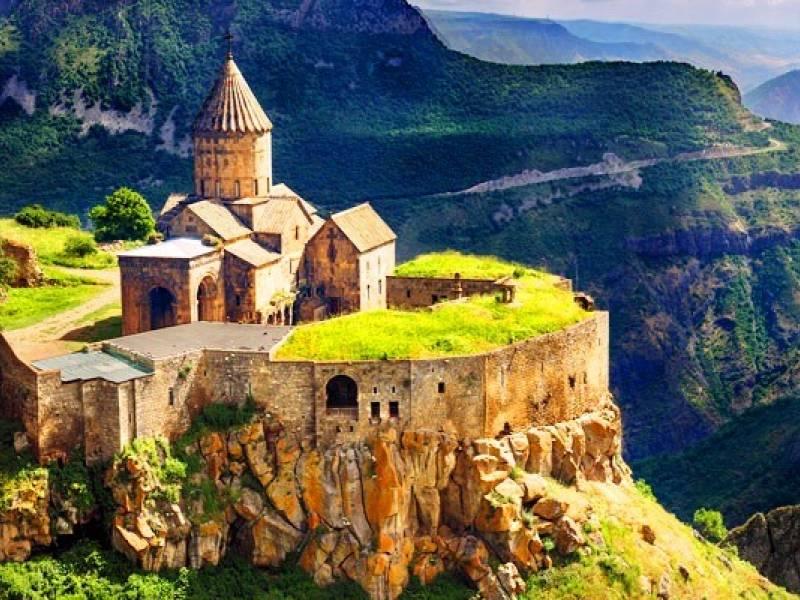 Minitour Armenia