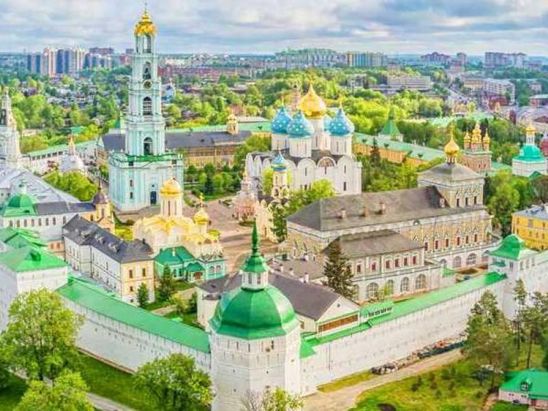 Capitali Russe
