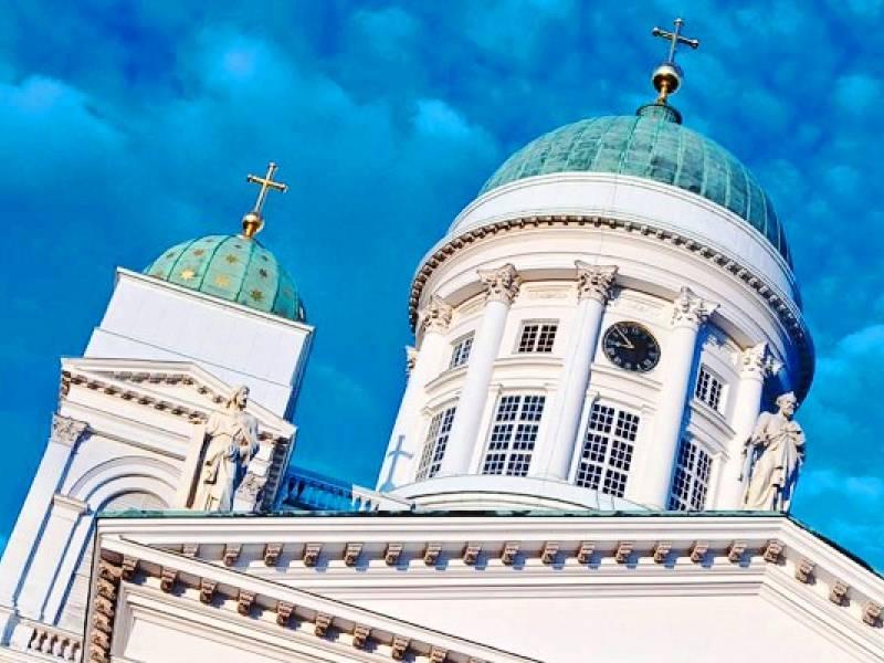 Helsinki e Capitali Russe