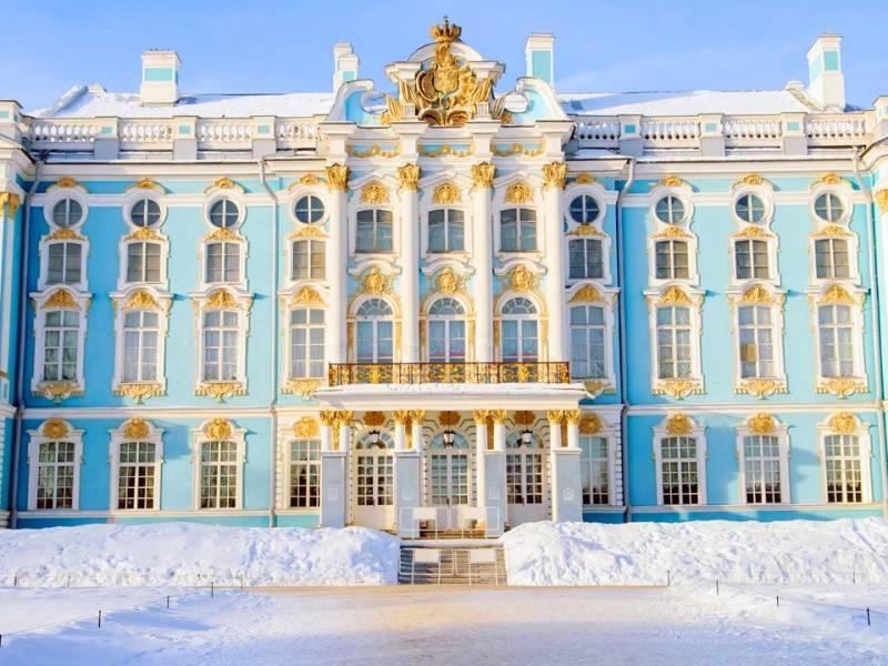 San Pietroburgo 4 giorni