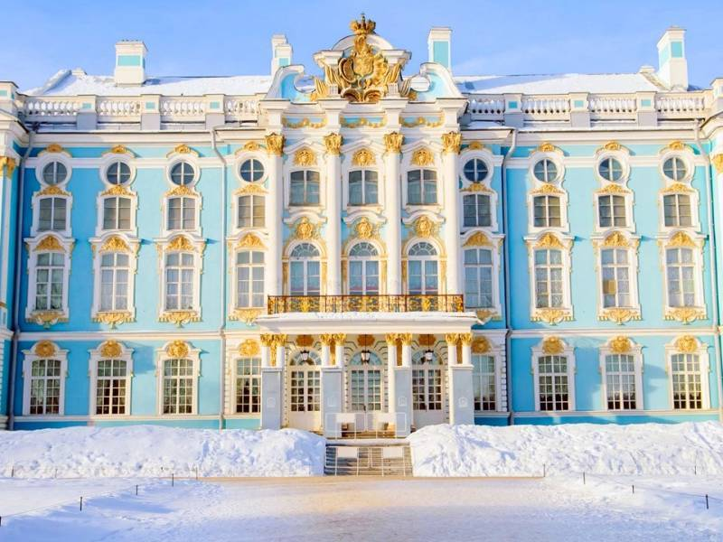 San Pietroburgo 5 giorni