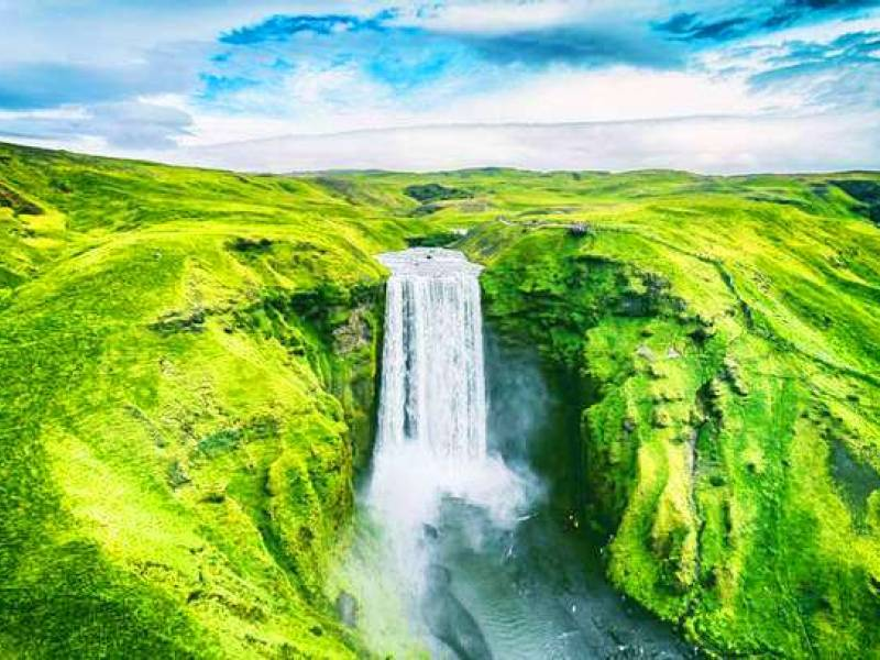 Islanda e penisola di Snæfellsnes