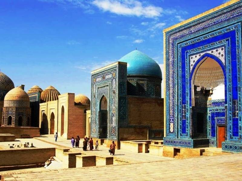 Uzbekistan Meraviglioso 2022