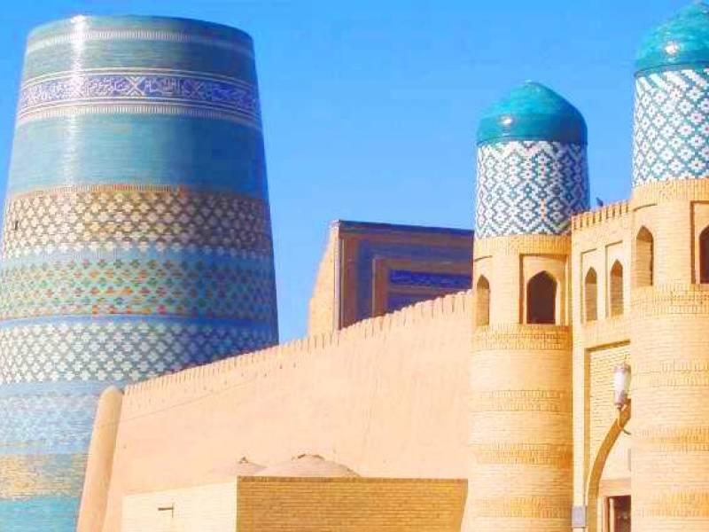 Uzbekistan Completo